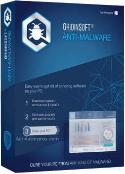 GridinSoft Anti-Malware Crack